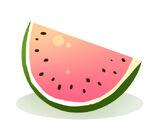 Watermelon Patch: Chiffon