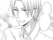 Taizuo smiling