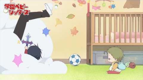 アニメ「学園ベビーシッターズ」 ティザーPV