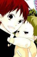Gakuen babysitters ryu and k