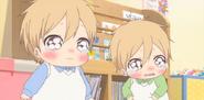 Upset Mamizuka Twins