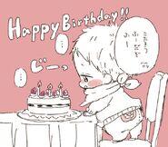 Kotaro birthday image