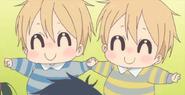 Happy Mamizuka Twins