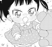 Kirin in the manga