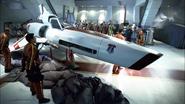 Miniseries Night 1 - Viper Mark II museum piece 1