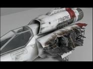 Viper Mark II broken engine concept art