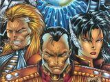 Battlestar Galactica: War of Eden Issue 1