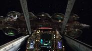 Viper Mark II cockpit controls front