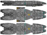 Tiger Class Destroyer (D8)