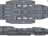 Orion Class Battlestar