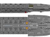 Nemesis Class Heavy Battlecruiser