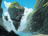 Floating fortress by strngbroda-d65nkql