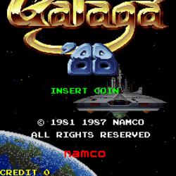 Galaga '88