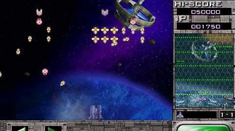 Galaga REMIX Preview