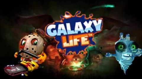 Galaxy Life - Halloween - Music