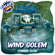 Wind Golem