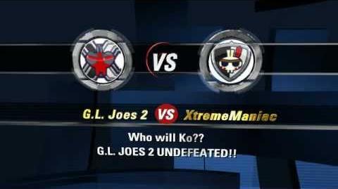 Galaxy Life on Facebook, G.L. Joes 2 v.s. ExtremeManiac!!!!!!