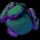 Planet violet