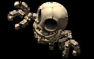 SkeletonTopDown