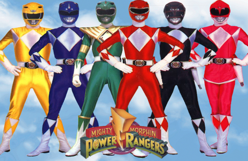 Power Rangers Wiki