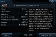 M6 a4 raccoon info page