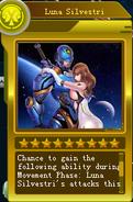 Luna Silvestri 9 star