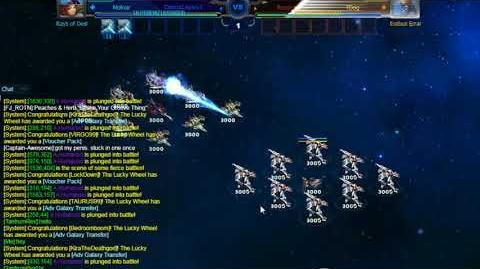 Galaxy Online 2 Space Raids