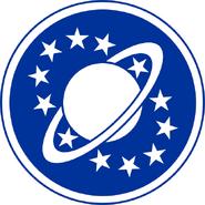 Logo galaxy quest crew