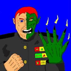 Commander Durax