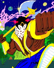 King Falcon fist.JPG