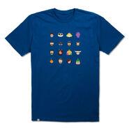 PSCharacterIconsTshirt