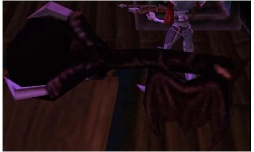 Shadow Demon Claw