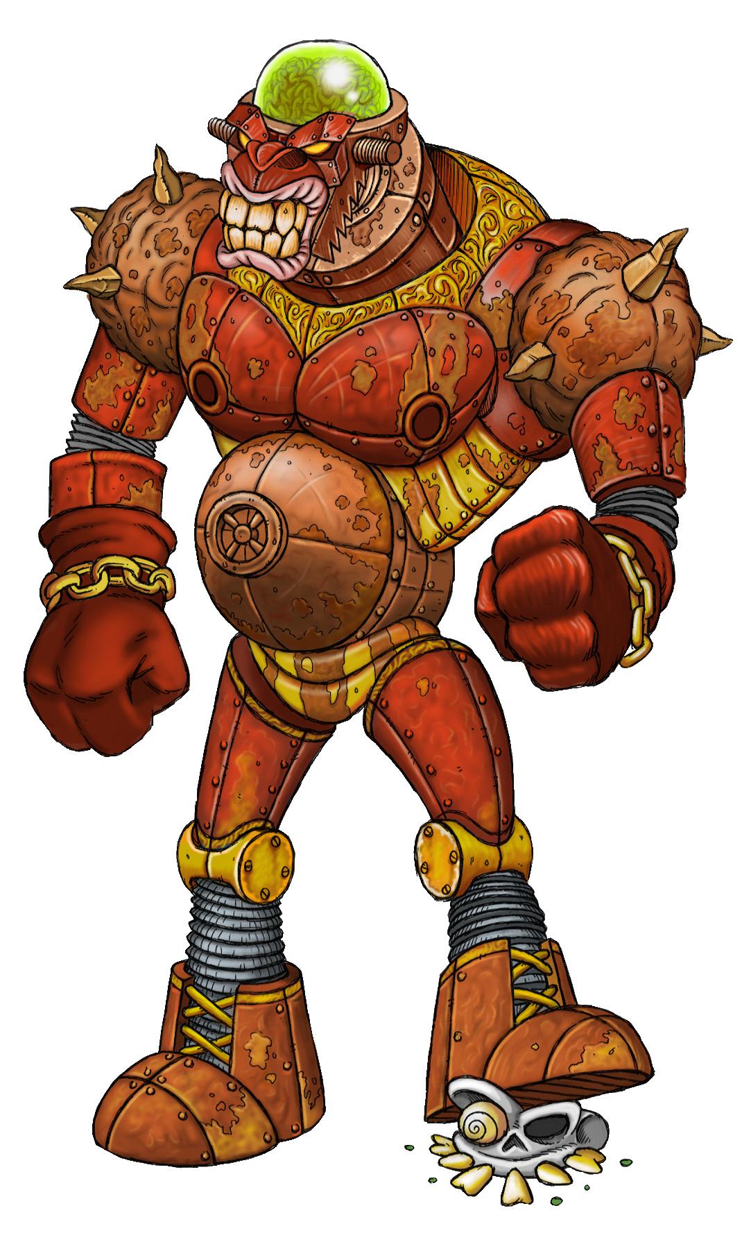 Iron Slugger