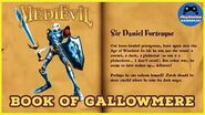 MediEvil - Book of Gallowmere