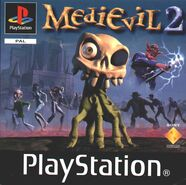 MediEvil 2 - Front Cover PAL