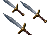 Throwing Daggers