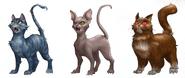 MediEvil Cats