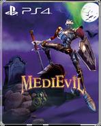 MediEvil PS4 Steelbook