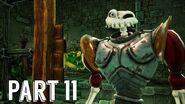 MediEvil PS4 Remake Walkthrough Part 11 - Inside the Asylum All Collectibles