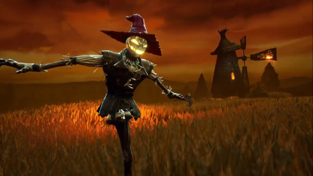 Scarecrow Fields FMV