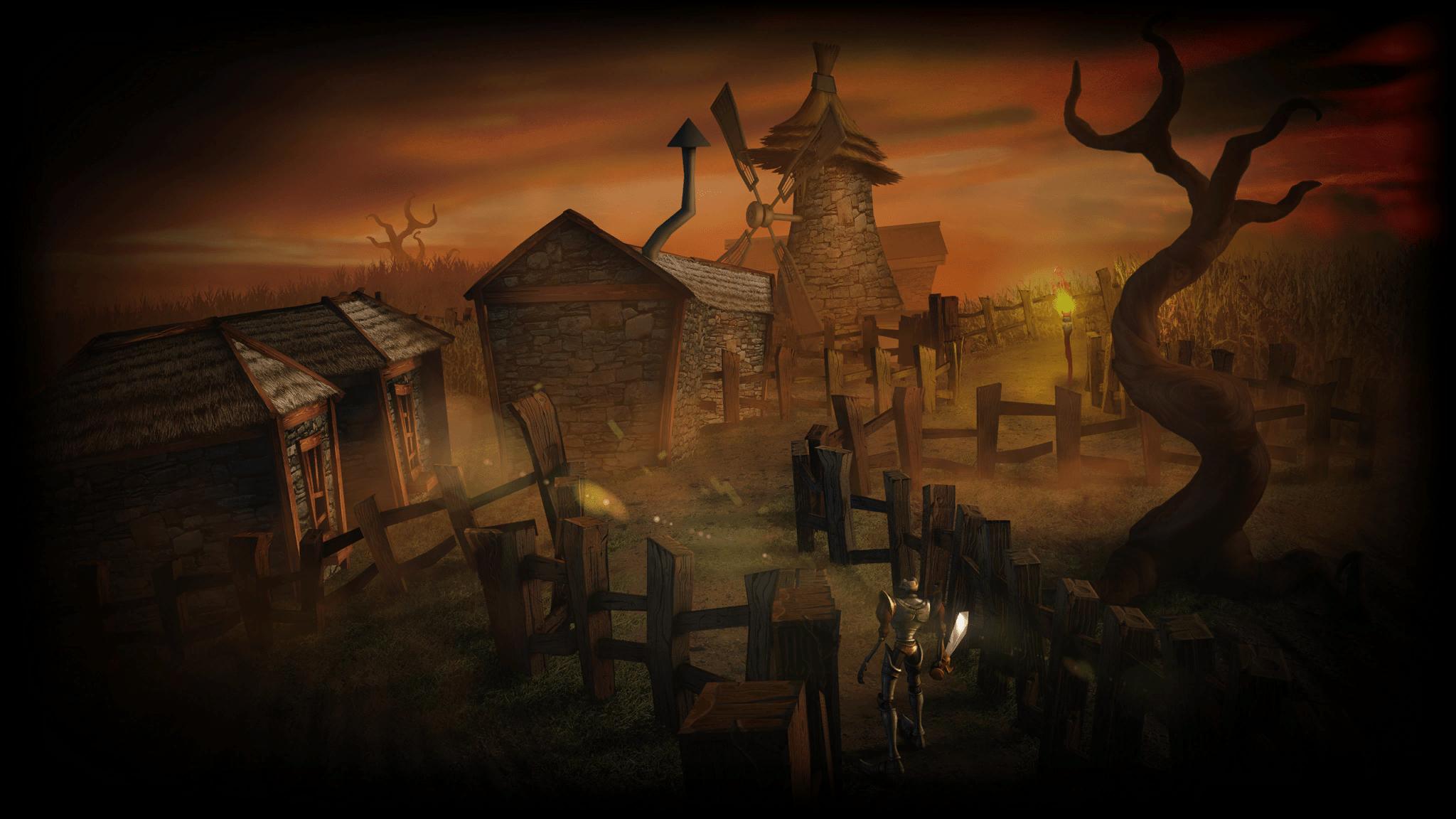 Scarecrow Fields (MediEvil)