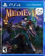 MediEvil PS4 ESRB