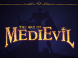 The Art of MediEvil