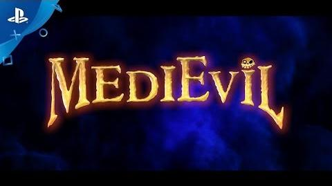 MediEvil - PSX 2017 Teaser Trailer PS4