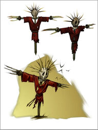 Scarecrow ResurrectArt