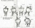 Fat Knight Movements