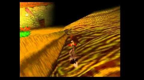 MediEvil - Any% Speedrun Tutorial - Pumpkin Gorge Skip 2