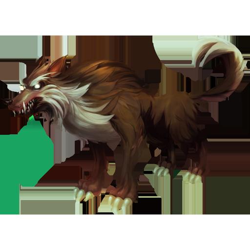 Graveyard Wolves