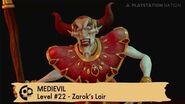 MediEvil (2019) - Level 22 - Zarok's Lair Lord Kardok & Zarok Boss Fight