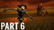 MediEvil PS4 Remake Walkthrough Part 6 - Scarecrow Fields All Collectibles